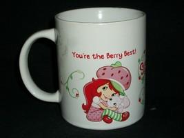 Strawberry Shortcake You're the Berry Best Coffee Mug Sherwood 2009 - $25.15