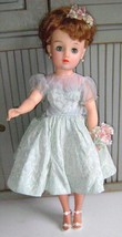 "IDEAL~20"" MISS REVLON DOLL~ORIGINAL QUEEN OF DIAMONDS AQUA DRESS~VT-20~1... - $74.99"
