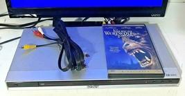 Sony DVP-NS57P CD/DVD Player, Av Cables & Dvd Movie Bundle - No Remote - $17.99