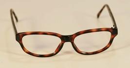 Fossil HOWARD Gloss Tortoise Shell Plastic Eyeglass Frames Designer Rx Eyewear - $9.12