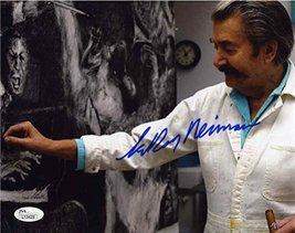 Leroy Neiman Signed 8x10 Photo Certified Authentic JSA COA - $494.99