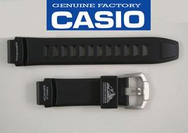 Genuine CASIO PATHFINDER ORIGINAL WATCH BAND Strap BLACK PAW-2000 - $38.75