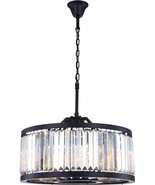 CHELSEA Pendant Traditional Antique 8-Light Clear Crystal - $1,609.00