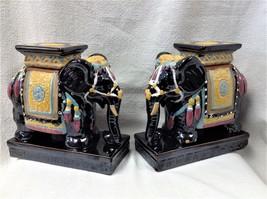 Artasia inc. Ceramic Elephant Book Ends (Pair) - $79.00