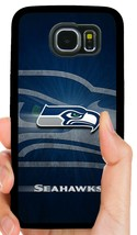 Seattle Seahawks Phone Case For Samsung Galaxy & Note S5 S6 S7 Edge S8 S9 S10 E - $11.99