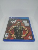 W2k18 Ps4 video game (Used) - $14.80
