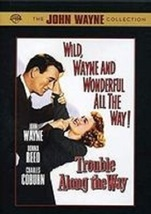 Trouble Along The Way - DVD ( Ex Cond.) - $8.80