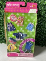 Mattel KELLY CLUB #47608 Kelly Tommy Clothes Pack, 2002 Unused in Packag... - $24.74