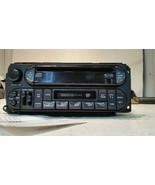 2007 Dodge Caravan RADIO AM-FM.CASS,CD,05064042AC - $74.25