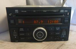 09 10 11 12 Nissan Sentra AM FM Radio Cd MP3 Player CY13F 28185-ZT50A ED... - $23.02