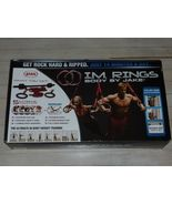 Body By Jake IM BODY WEIGHT Suspension RINGS Sealed DVDs CROSSFITNESS t... - $42.29