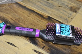 Conair Professional Oval Hair Brush Nylon Bristles, Colors May Vary 1 ea... - $4.94
