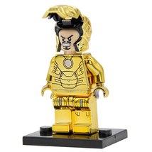 Ld figures chrom c3po deadpool stormtrooper iron spider man golden darth vader building thumb200