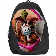 backpack school bag toy story woody buzz lightyear - $39.79