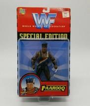 Jakks Pacific WWF Faarooq Wrestling Special Edition Series 2 Figure MIB New WWE - $34.53