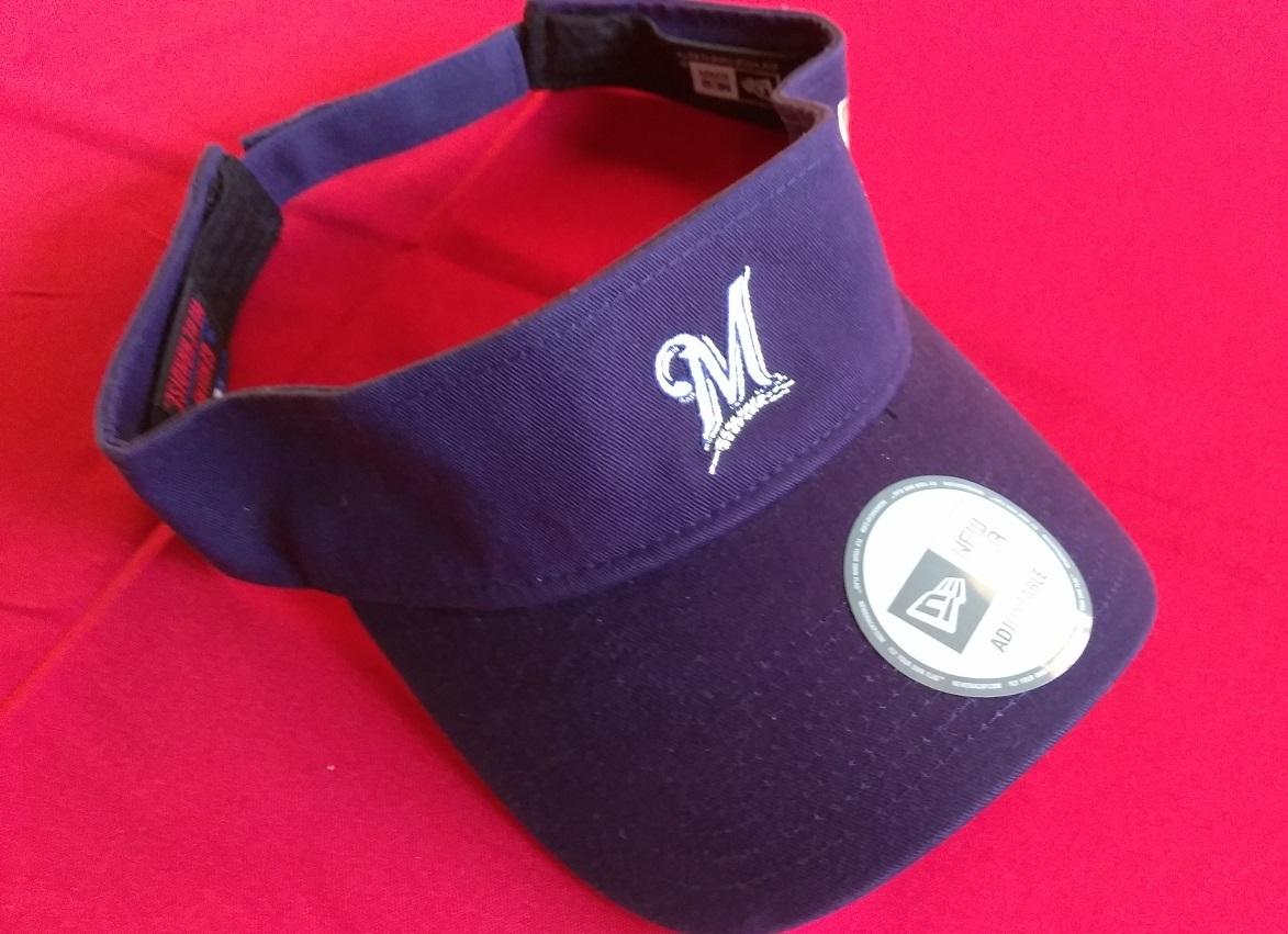 99f6f7035007f New Era Mlb Milwaukee Brewers Navy Blue and 50 similar items