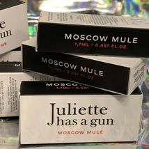 BNIB PICK Your Scent JULIETTE HAS A GUN Moscow Mule Vanilla Vibes Not A Perfume image 4