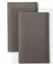"NEW Room Essentials Pillow Sham Gray Standard Size 20"" x 26"" image 1"