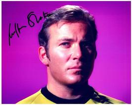 WILLIAM SHATNER  Authentic Autographed Signed Photo w/COA - 286 - $95.00