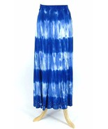 INC Size 1X NEW Tie Dye Knit Studded Long Flared Maxi Skirt - $39.00