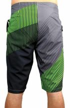 NEW DC SHOES MEN'S PREMIUM BOARD SHORTS SURF TRUNKS SWIMWEAR 4 WAY STRETCH GREEN image 4