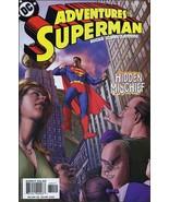 DC ADVENTURES OF SUPERMAN (1987 Series) #634 VF - $0.89