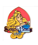 Sleeping Beauty dated 1949  Authentic   Disney pin - $12.99