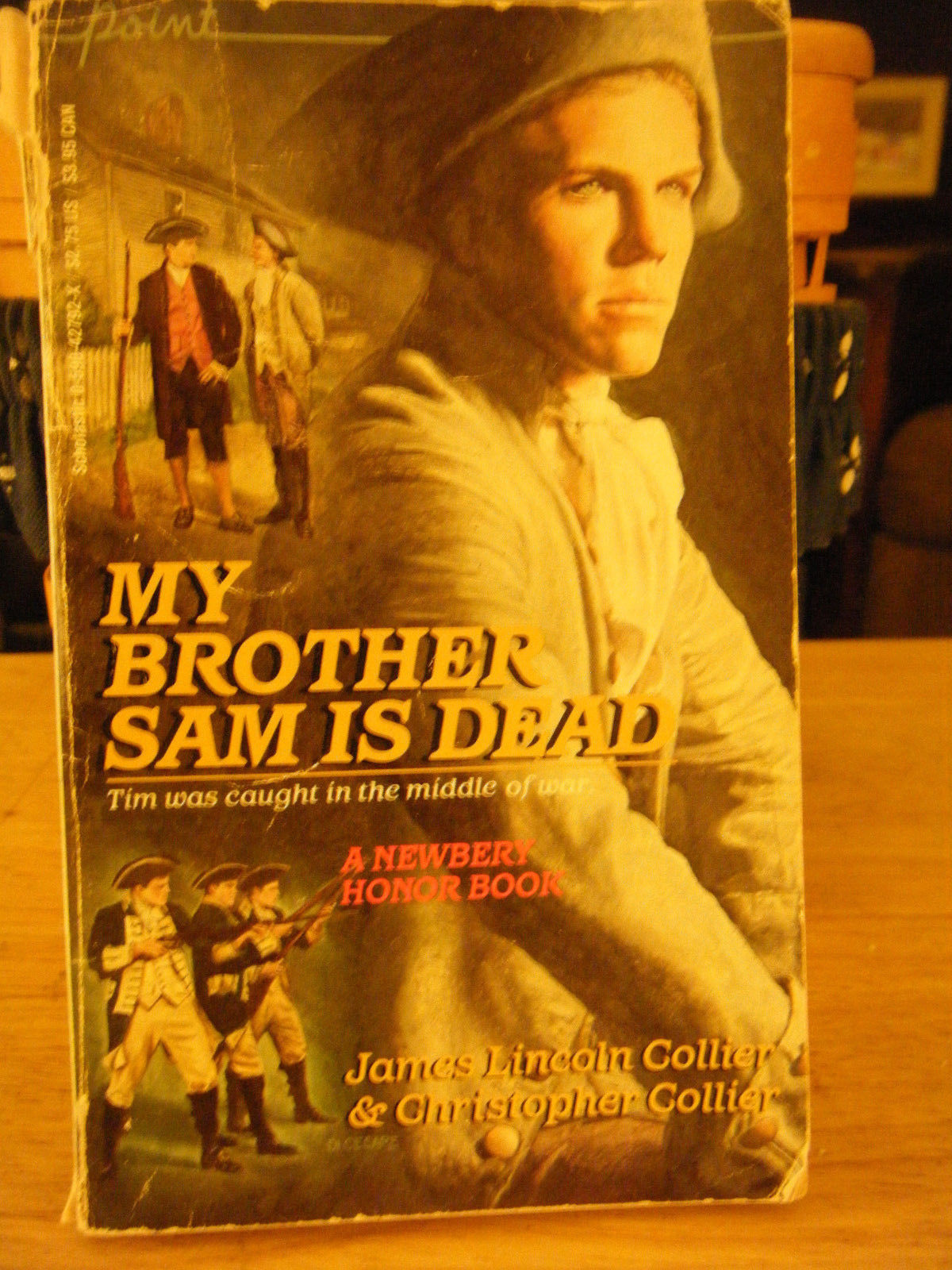 the summary of my brother sam is dead by christopher collier and james lincoln collier My brother sam is dead by collier, james lincoln/ collier, christopher paperback available at half price books®.