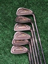 Tommy Armour 855s Silver Scot 3, 4, 5, 8, 9, P Iron Set Steel, Right handed - $109.99