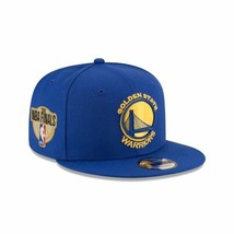 Golden State Warriors 2019 NBA Finals New Era 9Fifty Snapback Hat - $37.39