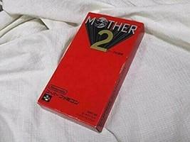 Nintendo Super Famicom SFC Game Mother 2 Gyiyg no Gyakushu - $49.50