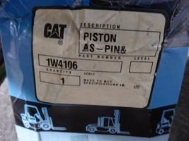 Genuine Cat Piston AS-Pin 1W4106 NEW image 2