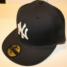 MLB New York Yankees New Era 59FIFTY On-Field Fitted Navy Baseball Hat 7... - $39.99