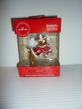 Hallmark Rudolph the Red Nosed Reindeer Ornament 2019 New MIB - $7.92