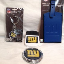NEW Aminco Certified NFL NY Giants Travel Kit