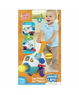 Bright Starts Get Rollin Jet Popper 2 Ways to Play Fun Push Toy Walker - $38.69
