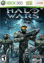 Halo Wars (Microsoft Xbox 360, 2009) - $6.92