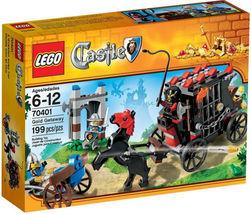 LEGO Castle 70401 Gold Getaway [New] Building Set - $49.99