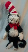 "Manhattan Toy 2002 Dr. Seuss THE CAT IN THE HAT 13"" Plush Stuffed Animal... - $18.32"