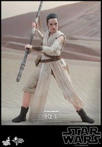 Rei  Hot Toys Movie Masterpiece Star Wars 1/6th scale model Figure Used F38 - $740.00