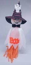 Hanging Halloween Decoration, Ghost - $3.25