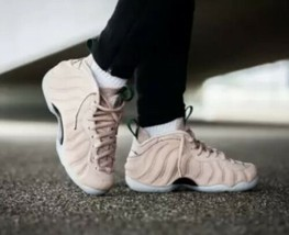 Nike Air Foamposite One Particle Beige AA3963-200 Womens Size 6.5 Brand New - $123.75