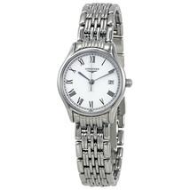 Longines Women's L4.259.4.11.6 Lyre Stainless Steel Watch - $750.79