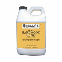 Begley's Best Earth Responsible Natural Plant-Based Hardwood Floor Cleaner, Fres