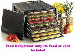 9Tray Electric Large Food Dehydrator Temperature Setting/Timer Auto Shut... - $656.90