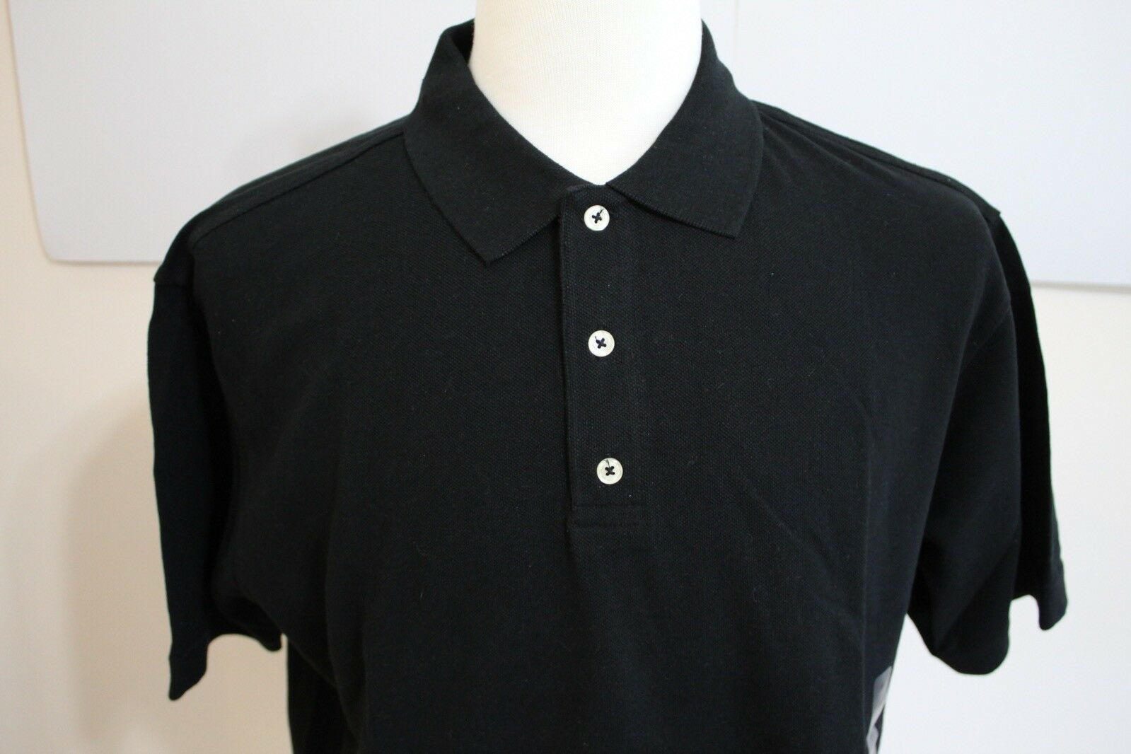 Gap Select Men's Short Sleeve Polo Shirt size M New