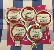 5 Bagno & Creme Corpo Inverno Candy Apple Scentportable Fragranza Ricari... - $19.67