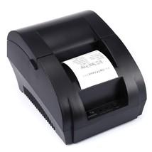 Mini 58mm Low Noise POS Receipt Thermal Printer With USB Port EU PLUG - $25.73