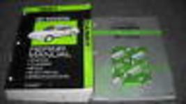 1991 TOYOTA CAMRY Service Repair Shop Manual Set OEM W Wiring Diagram EWD  - $67.27