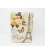 Paris Photo Storage Box - New - $12.99